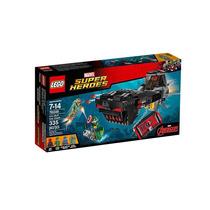Lego Super Heroes Iron Skull Subattack 76048 Original