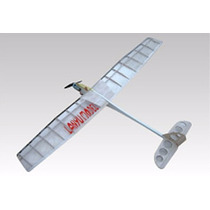 Aeromodelo Eletrico Planador Pop Angel 1054 Mm- Balsa Top