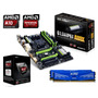 Kit De Actualización Amd A10 Quad Core 16gb G1 Sniper A88x