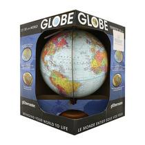 Globo Terraqueo Mundo Globemaster Mapa Viajeros Mochileros