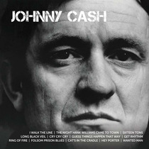 Johnny Cash - Exitos - Disco Compacto Original