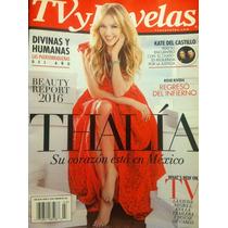 Thalia Adamari Lopez Alejandro Sanz Revista Tvynovelas Usa