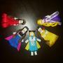 Lazos O Ganchos Para Niñas De Princesas Disney