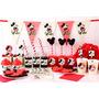 Kit Imprimible Vintage Mickey Fiestas Infantiles Candy Bar