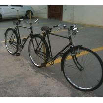 Bicicleta Antiga Dupla Norman E Hercules