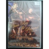 Dvd - Chico Rey & Paraná - Ao Vivo / Vol 1