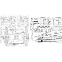 Planos Aeromodelismo Para Radio Control