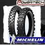 Cubierta Michelin M12 120 / 80 - 19 Trasera Cross Powertech