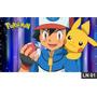 Pokemon Pikachu Painel 2,00x1,00 Lona Festa Aniversários