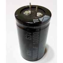 Capacitor Electrolitico 10000uf 63v