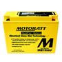 Bateria Para Motocicleta Marca Motobatt Mb16au