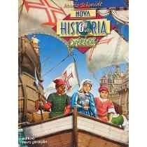 Livro Nova História Crítica 6ªsérie Ed:nova Geração