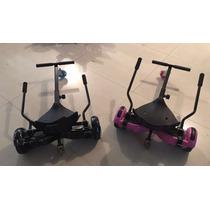 Carrinho Rolimã Skate Smart Balance - P/ Monociclo Elétricoe