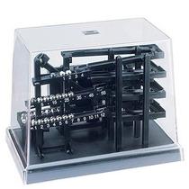 Raro Hermoso Reloj Eléctrico Clock Machine Made In Usa Nuevo