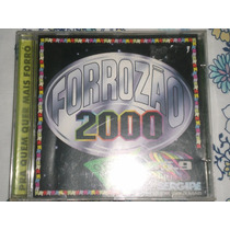 Cd Forrozão 95-ano 2000(calcinha Preta,zanzibar,r.dasilibrin