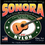 Set De Cuerdas Sonora Nylon Para Guitarr-clasic Sp120 U.s.a