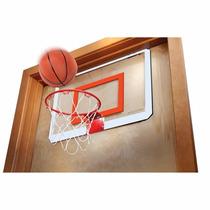 Aro Canasta Baloncesto Basketball Portátil C/ Balón P Puerta