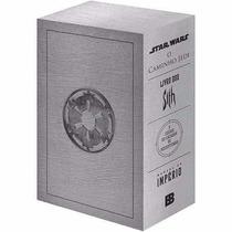 Livro Box Star Wars Capa Dura