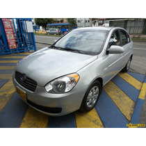 Hyundai Accent Vision Gls Mt 1.4 4p 16v