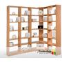 Bibliotecas Rinconeras. Mattushop
