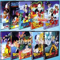 Coleccion 10 Peliculas Dragon Ball Dvd Español Latino