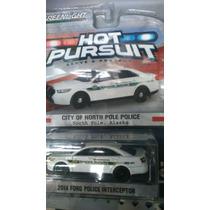 Greenligth Patrullas 2014 Ford Police Interceptor Lyly Toys