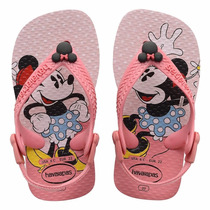 Sandalia Havaianas Baby Disney Mickey