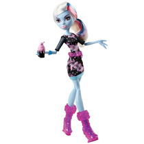 Monster High Coffin Bean Abbey Bominable - No Brasil