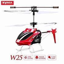 Helicoptero Syma W25 Gyro Control Remoto