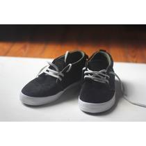 Zapatillas Levis -rustic Suede Black-