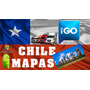 Nuevo Mapa Igo 2015-2016 Chile Septimbre Via Mail Gps Chino