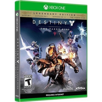 Destiny The Taken King Para One ¡sólo En Gamers!