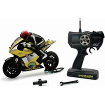 Radiocontrol Moto Venom Gpv-1 1/8 Electr Rtr Lee Descripción