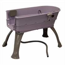 Bañera Para Perro Mascota Veterinaria Bosster Negra