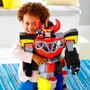 Brinquedo Power Rangers Megazord Mattel Imaginext 70cm