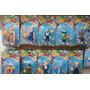 Muñecos De Dragon Ball Z Goku Dios Vegeta Freezer Bills Whis