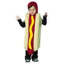 Disfraz Para Niño Rasta Imposta Hot Dog
