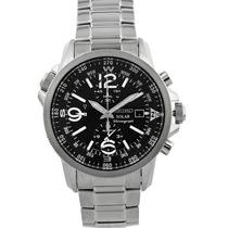 Relógio Seiko Ssc075 Solar Adventure Classic Cronografo
