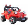 Jeep Electrico Todo Terreno 4x4, C/remoto, Luces Sonidos