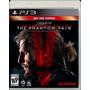 Metal Gear 5 The Phantom Pain V Ps3 Original Físico En Disco