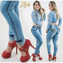 Calça Jeans Rhero Original Estilo Pitbull