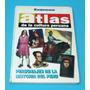 Atlas De La Cultura Peruana Personajes Historia Perú Expreso