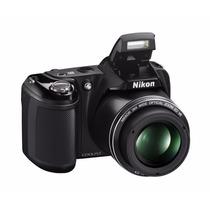 Cámara Semi-profesional Nikon Coolplix L330 (20mpxl)