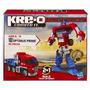 Transformer Optimus Prime Kreo 2 En 1 - 2011