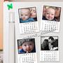 Souvenir Almanaque Calendario Iman 2017- Personalizado Fotos