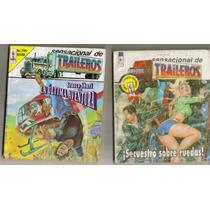 Sensacional De Traileros. Comics. Edit. Ejea $ 25.00