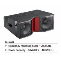 Line Array K-la28 Audio Center