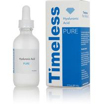 Suero Facial Hialuronico Marca Timeless 100% Puro Acido 60ml