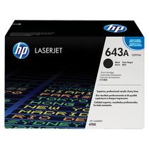 Toner Hp Q5950a 643a Laser Jet 4700 / 4730 Black