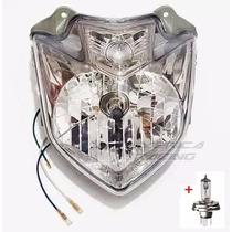 Farol Yamaha Fazer 250 2011/2012 + Lampada Brinde!